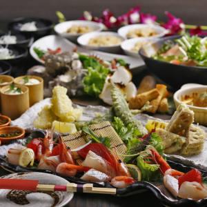 【120分飲み放題付】季節食材を活かした定番の品々が揃う『オードブルコース』|宴会・飲み会