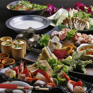 【120分飲み放題付】コクとまろやかさが魅力の郷土料理『大和肉鶏の飛鳥鍋コース』|宴会・飲み会