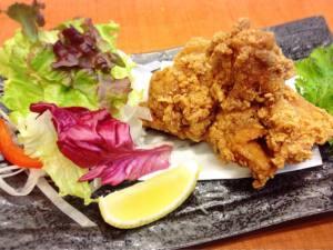 大和肉鶏から揚げ